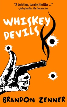Whisky Devils With Tagline - High Resolution